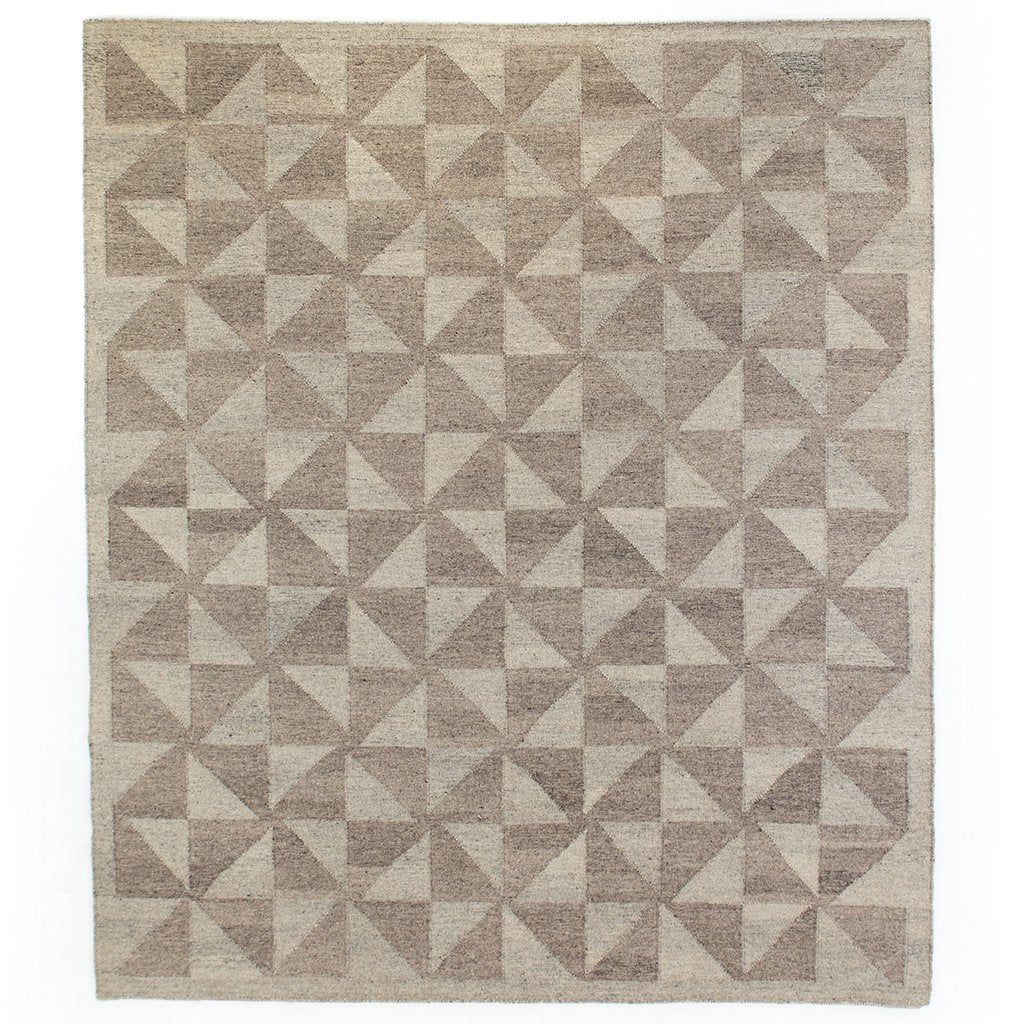 Chess Natural Rug