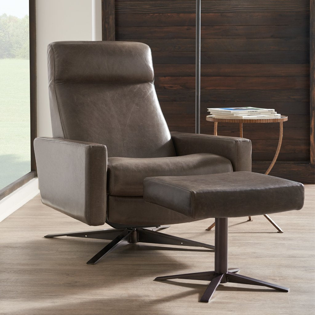American Leather Cloud Comfort Air Recliner