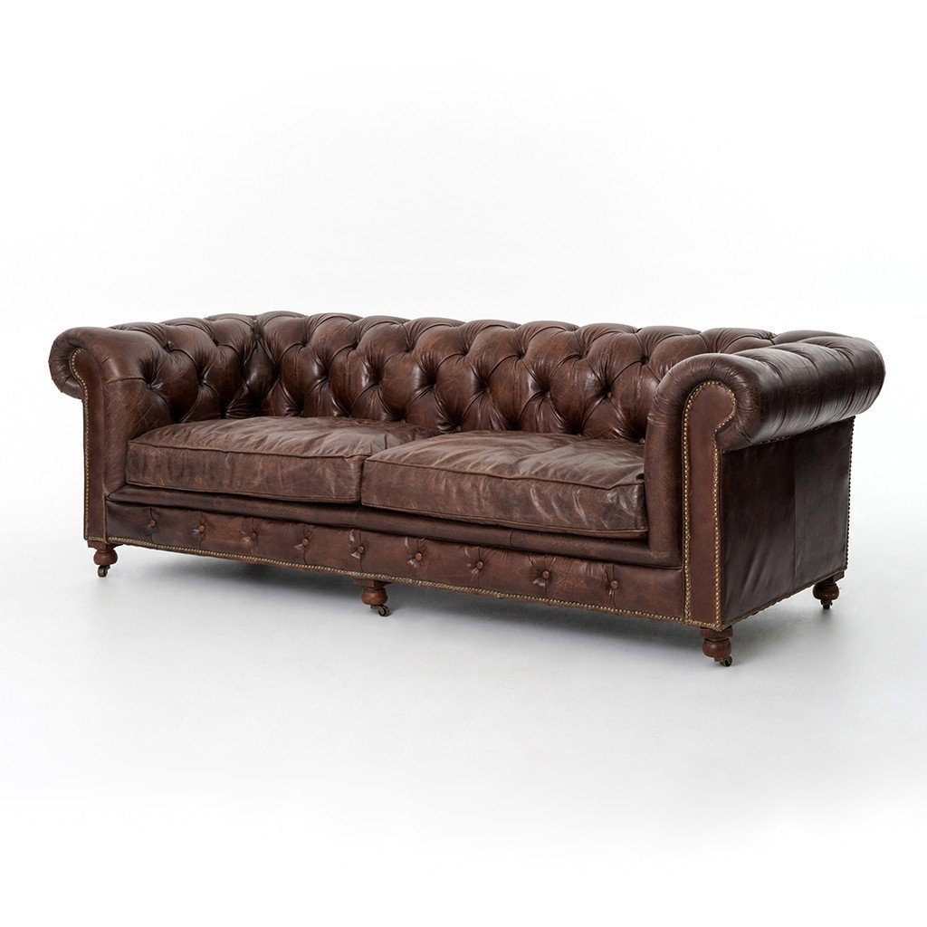 Conrad Sofa - Cigar