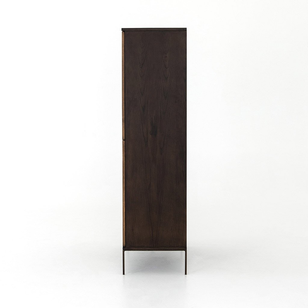 cuzco large modern wood cabinet