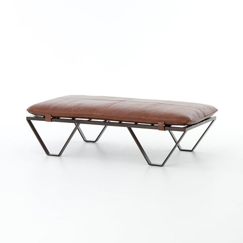 Highback Accent Bench
