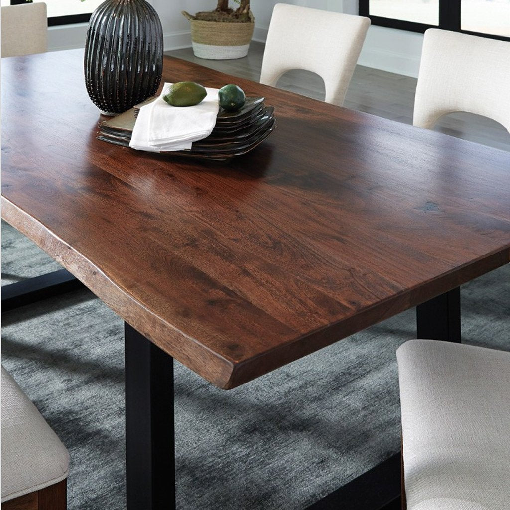 Denton Live Edge Dining Table
