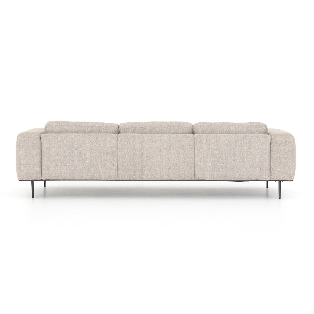 Dion Sofa Four Hands CKEN-33888-1039P Back View