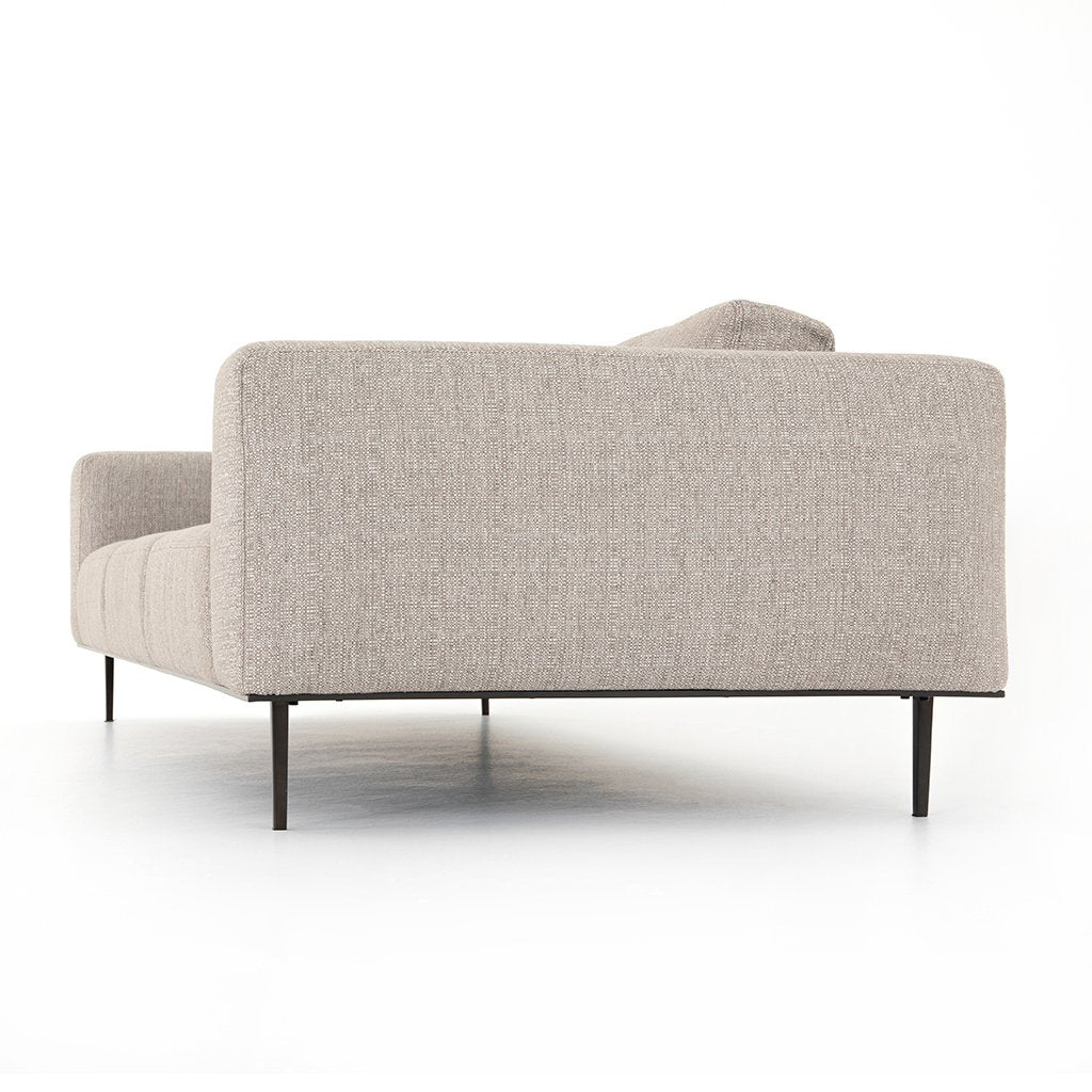 Dion Sofa Four Hands CKEN-33888-1039P End View