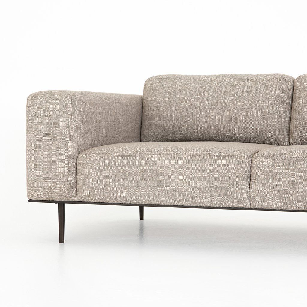 Dion Sofa Four Hands CKEN-33888-1039P Arm View
