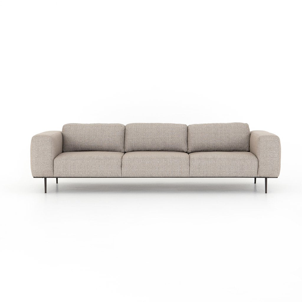 Dion Sofa Four Hands CKEN-33888-1039P Front View