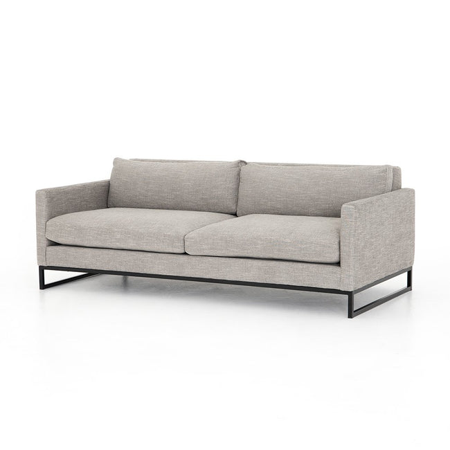 Drew Performance Fabric Sofa - Alpine Granite
