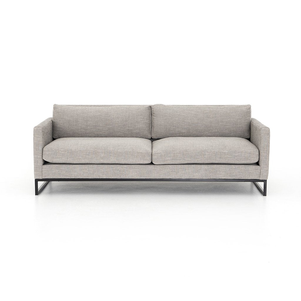Drew Performance Fabric Sofa - Alpine Granite Four Hands
