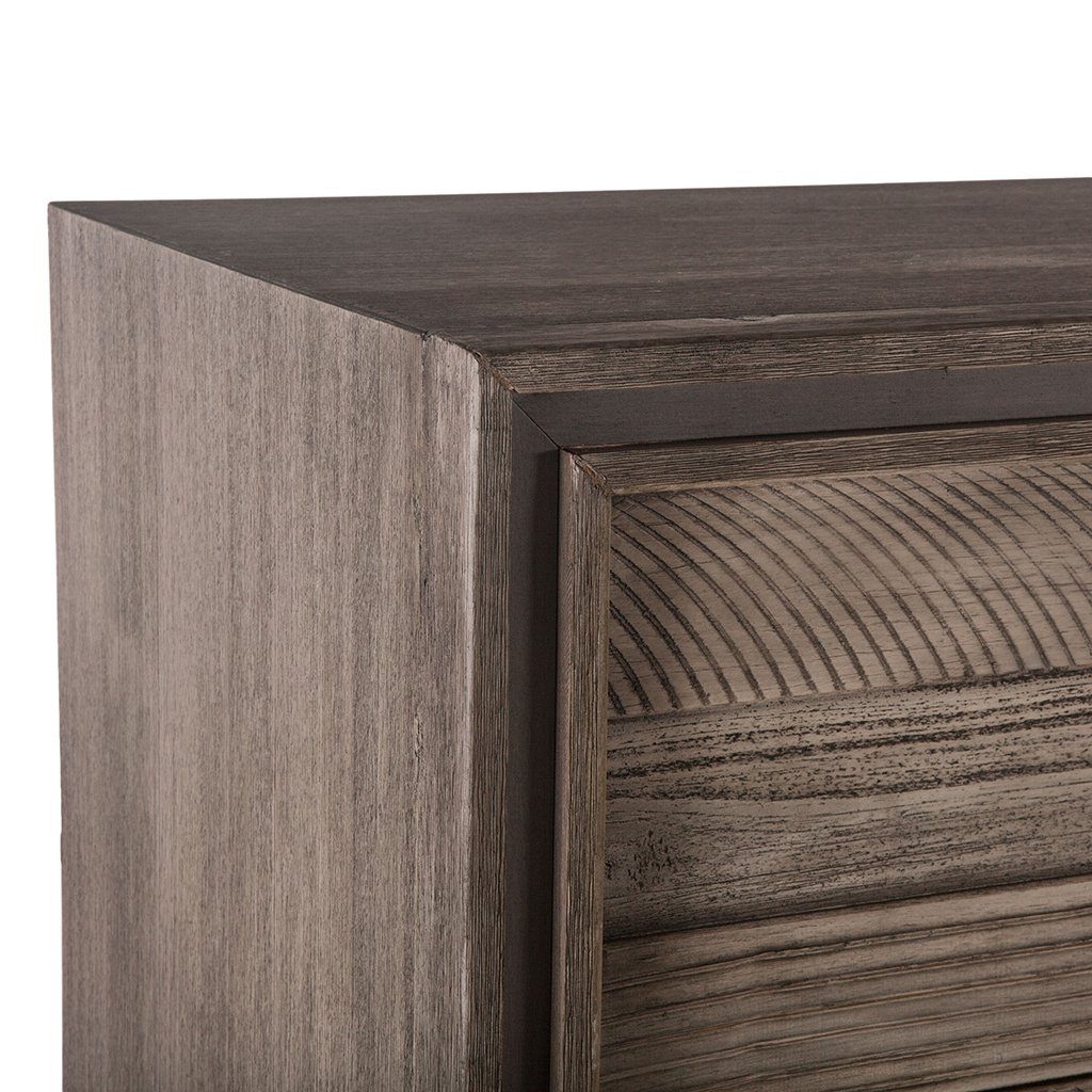 Driftwood Tall Chest of Drawers Home Trends VDW-TC36GR