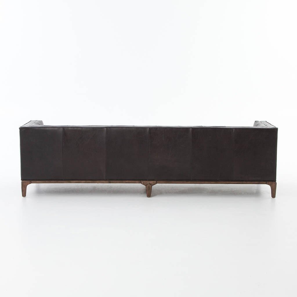 Four Hands Dylan Sofa - Rider Black