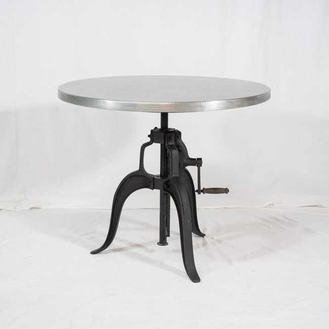 Engineer Zinc Table Adjustable