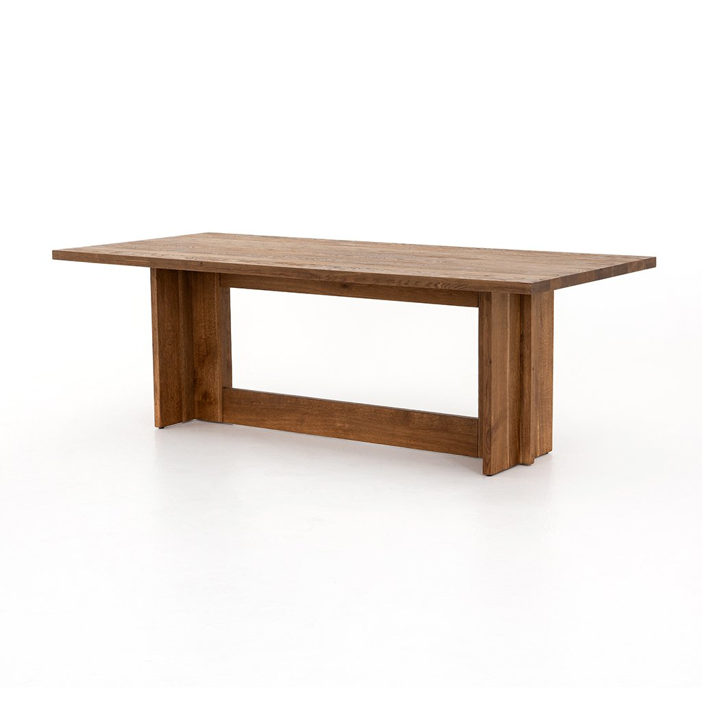 Erie Modern Wood Dining Table