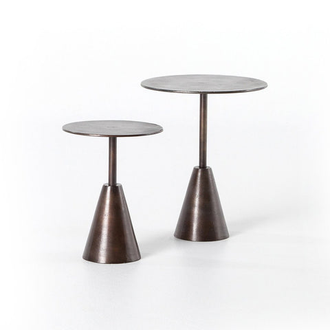 Frisco End Tables - Set of 2  sc 1 st  Artesanos Design Collection & Frisco End Tables - Set of 2 u2013 Artesanos Design Collection