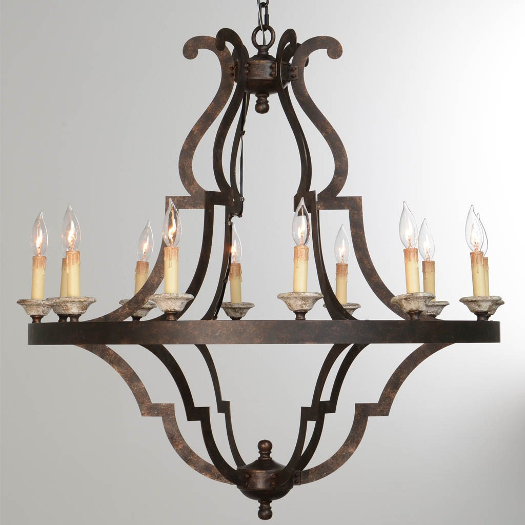 Gatsby Chandelier - Medium
