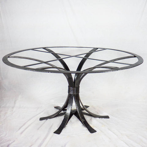 Trinity Iron Table Base