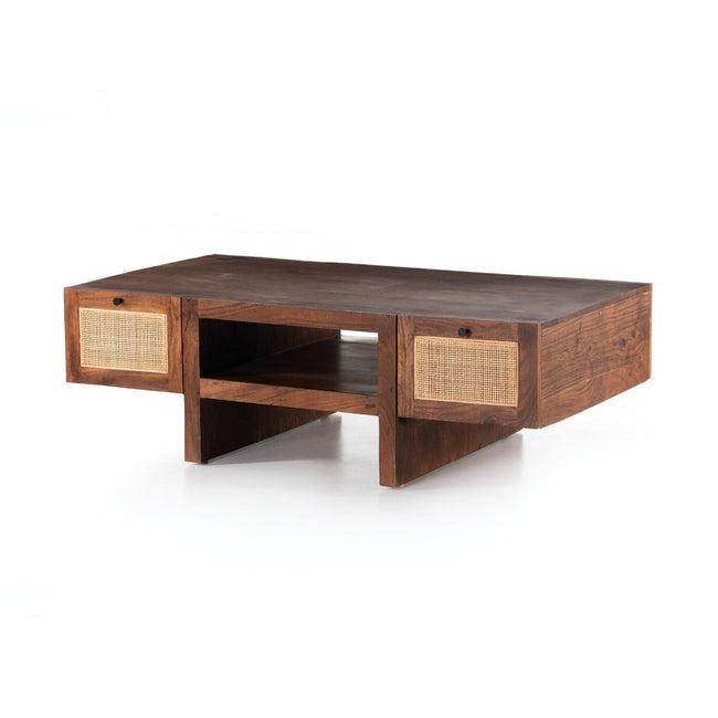Goldie Coffee Table - Toasted Acacia