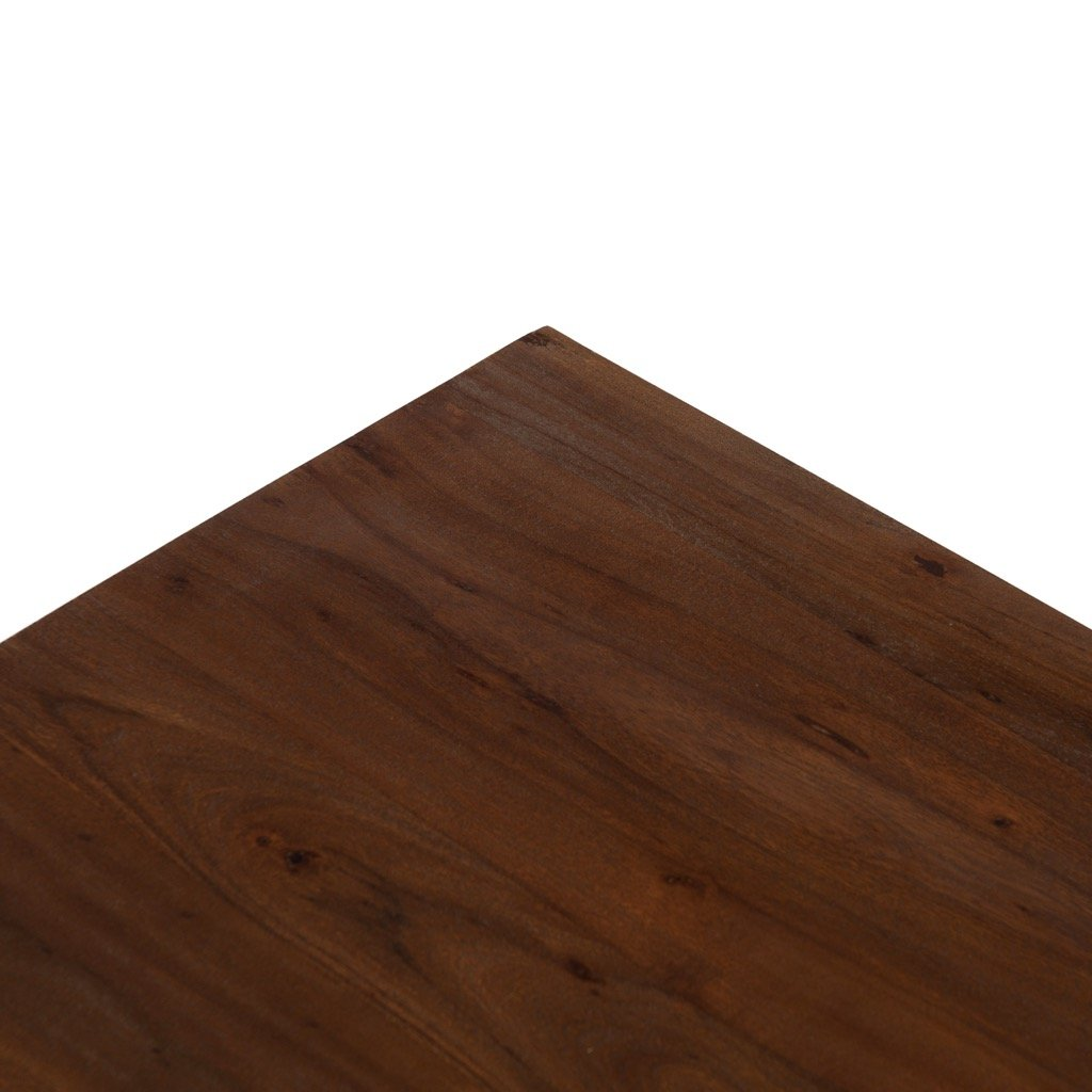 Four Hands Goldie Dining Table - Toasted Acacia