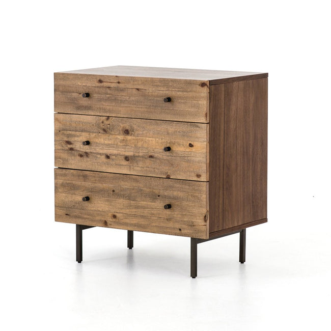 Harlan 3 Drawer Dresser Four Hands VBAR-052