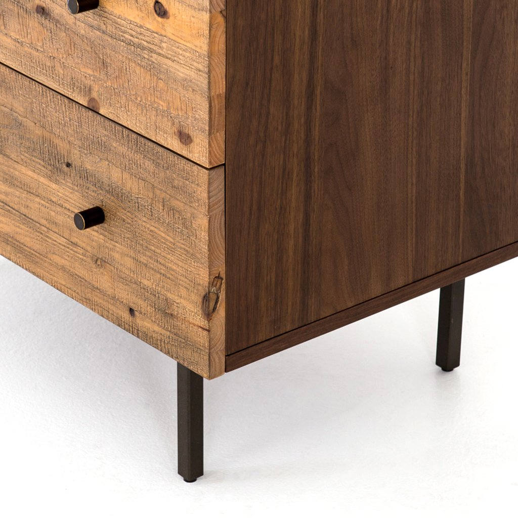 contemporary dresser three drawers
