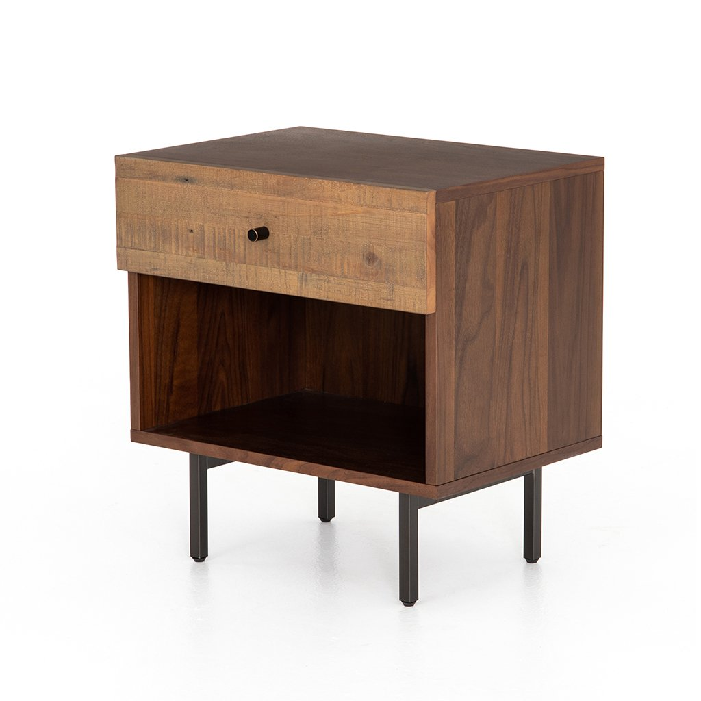 Harlan Nightstand VBAR-053 Four Hands