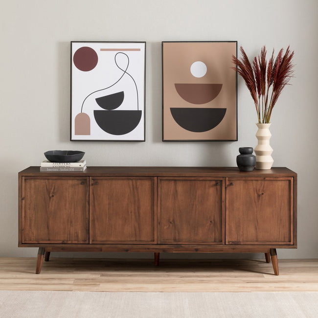 Four Hands Harper Toasted Walnut Sideboard