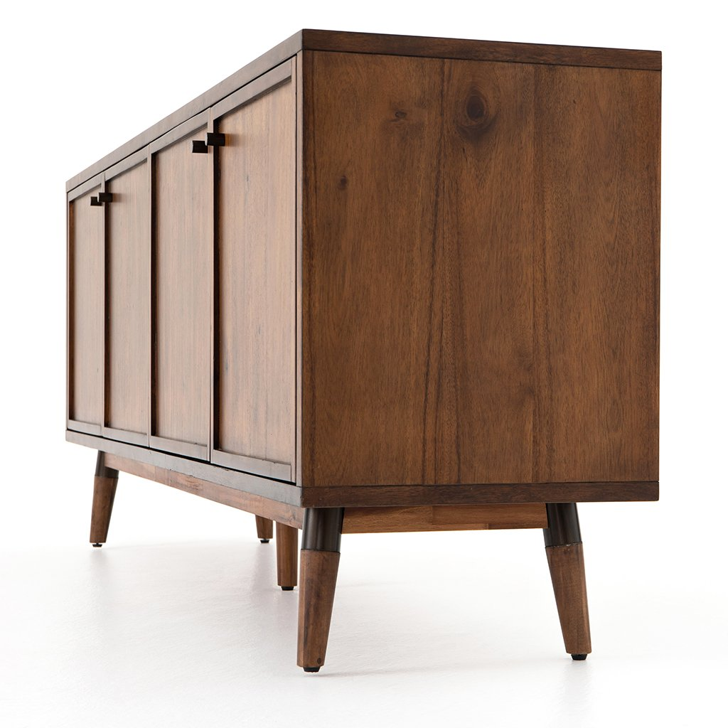 Profile View Harper Toasted Walnut Sideboard