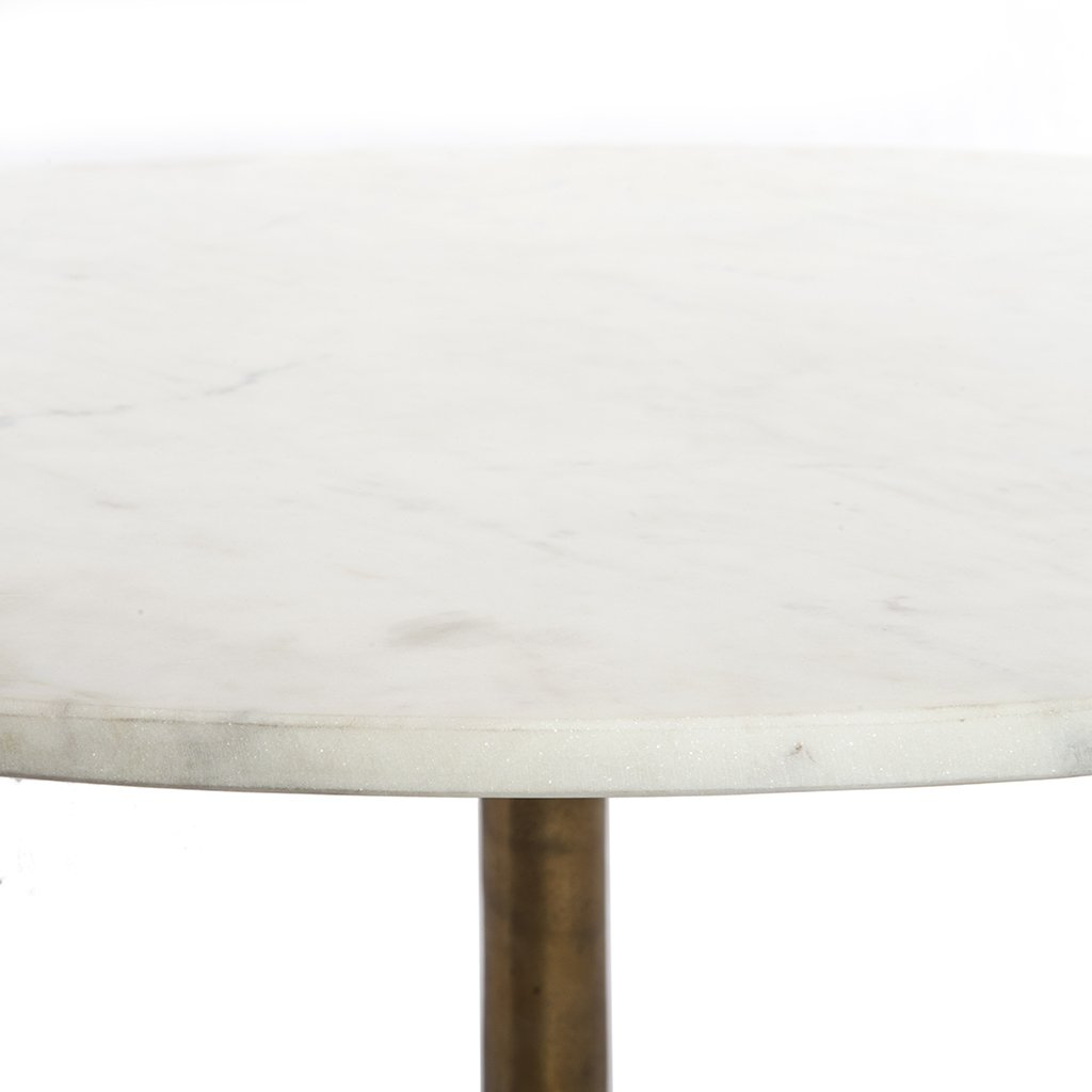Four hands Helen Round Marble Coffee Table IMAR-241
