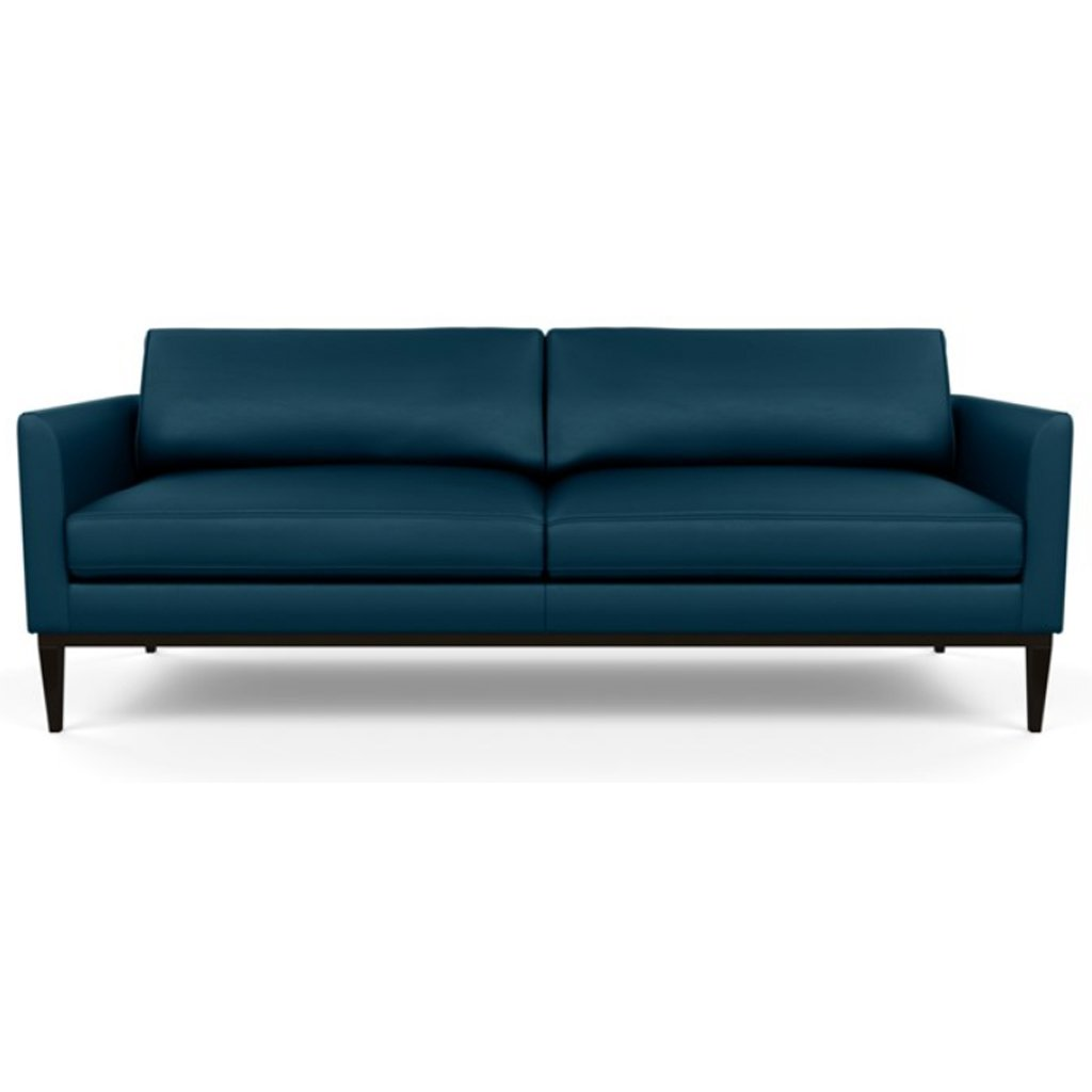 Henley Leather Sofa by American Leather Bali Ocean