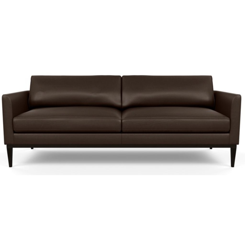 Henley Leather Sofa by American Leather Capri Branch