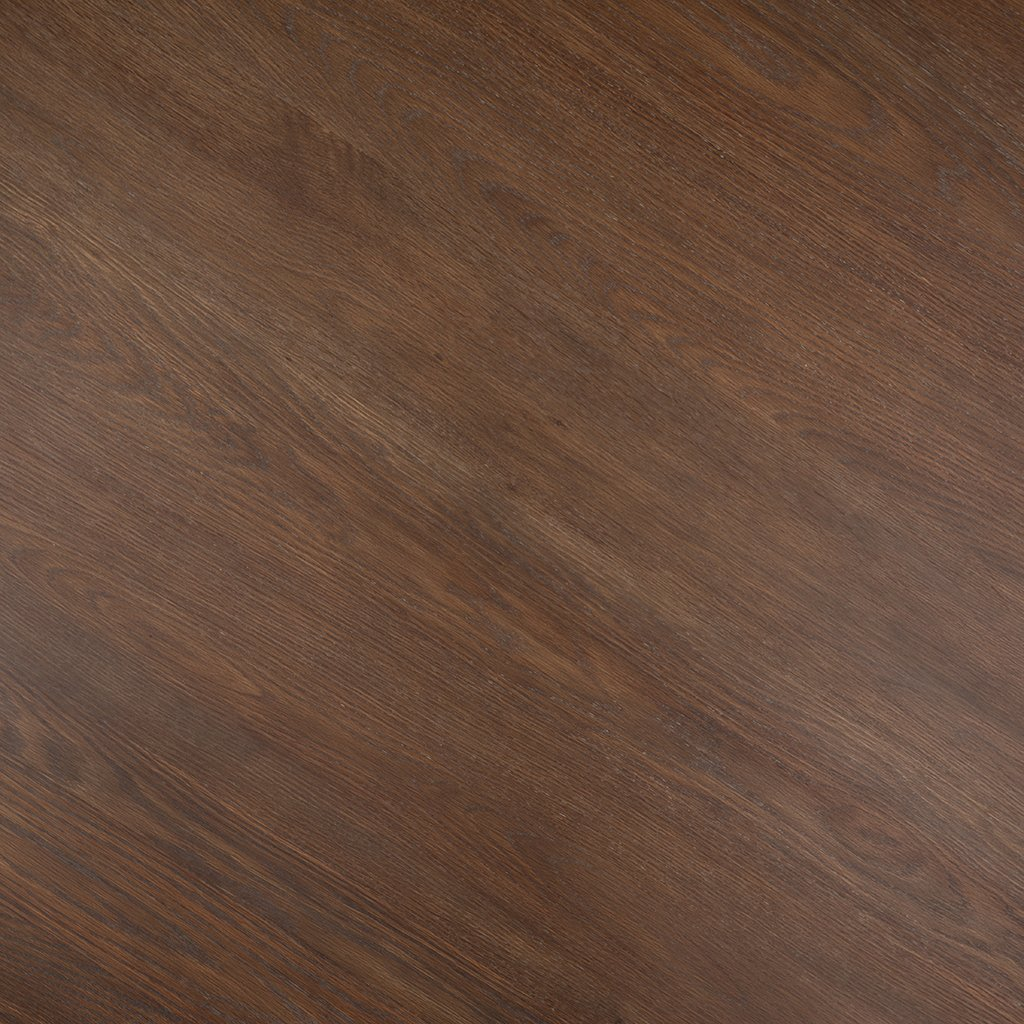 Hewitt Round Dining Table CIMP-260 Acorn Finished Oak Detail