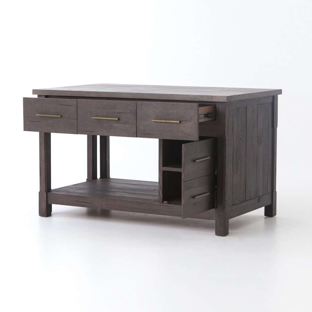 Four Hands Ian Kitchen Island