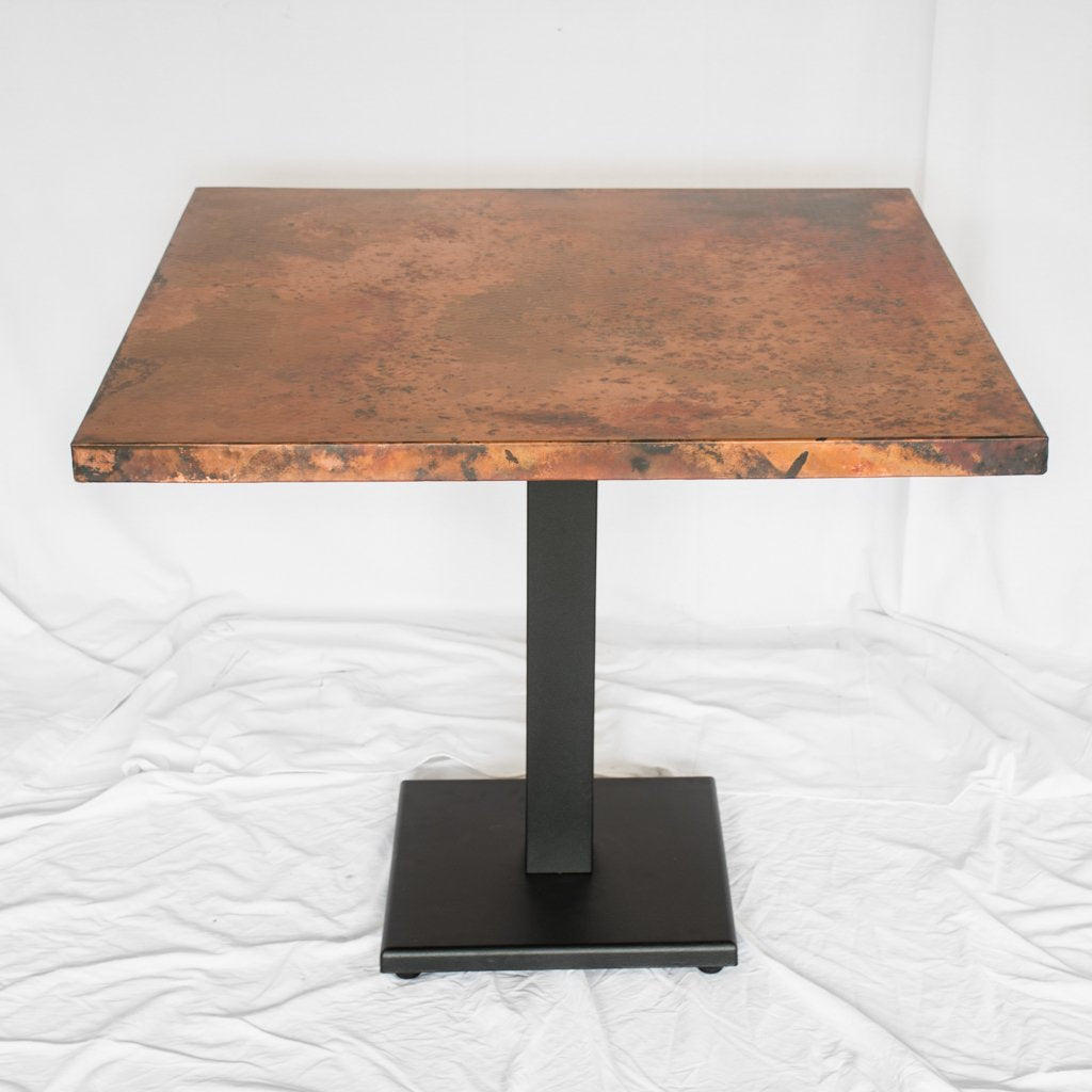 Artesanos Copper Dining Table