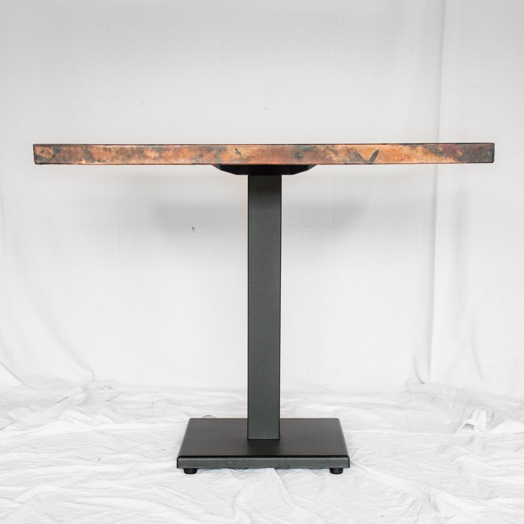 Copper Dining Table Artesanos