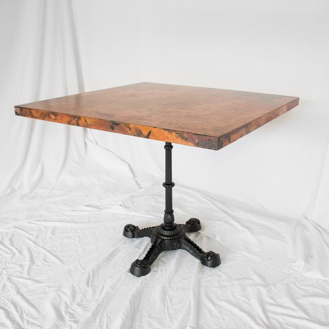 Artesanos Ingram Copper Table