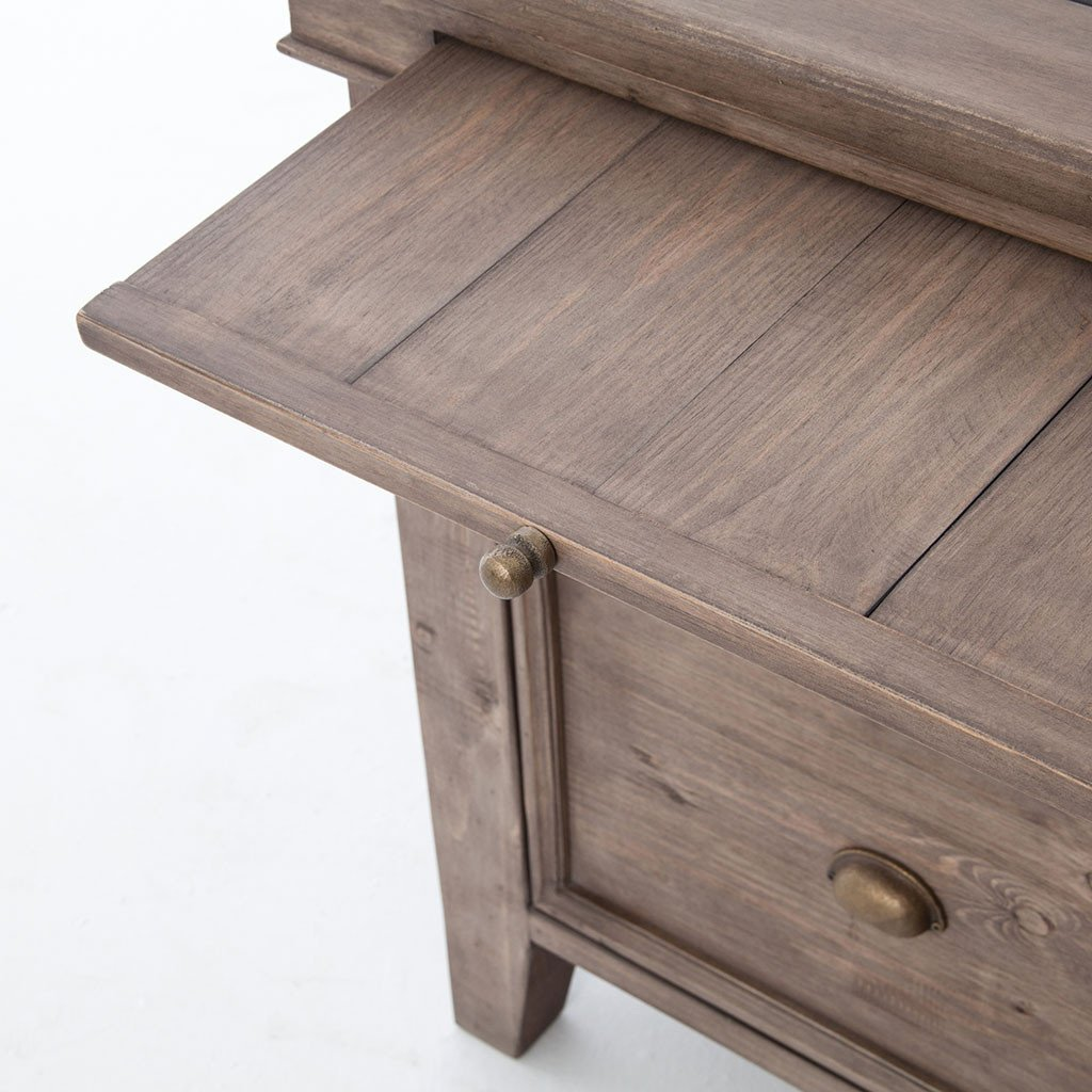 Irish Coast Desk - Sundried Ash