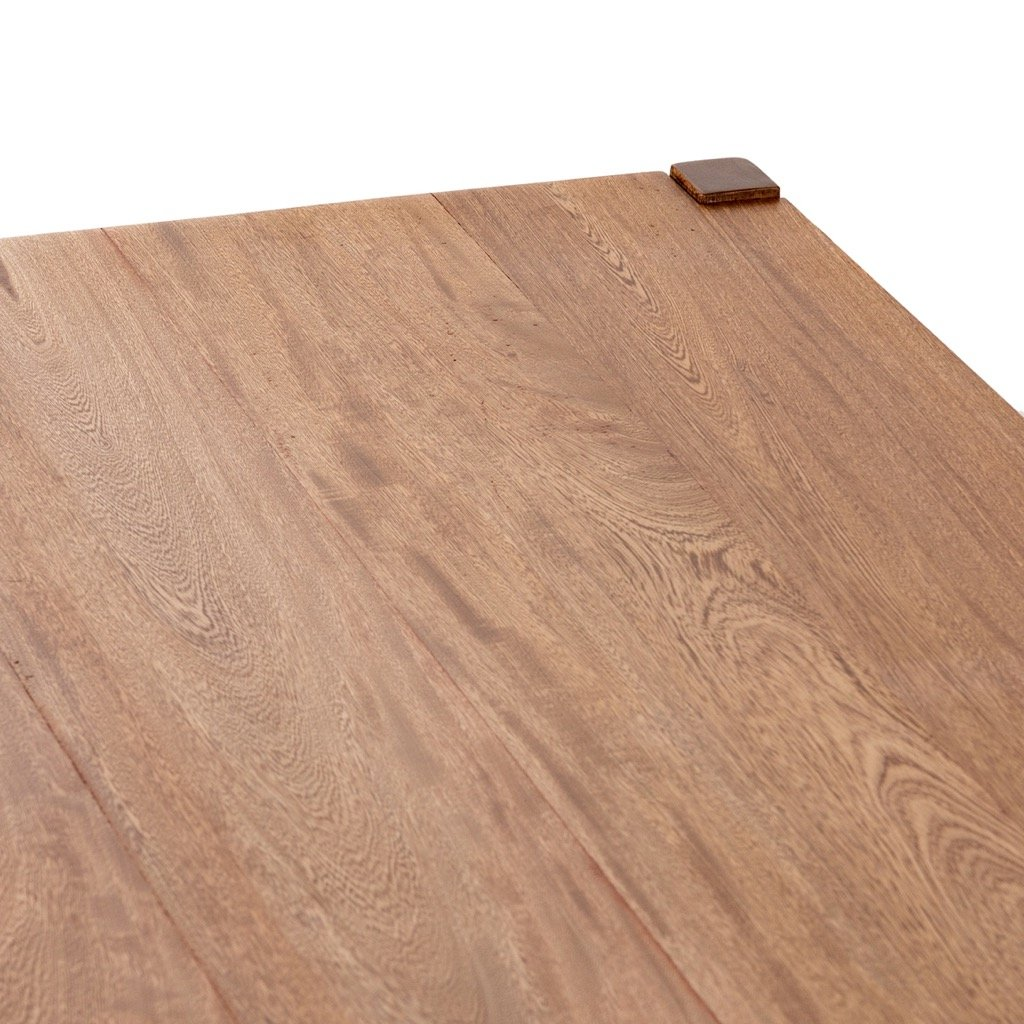 Jacobo Coffee Table - Natural Rosa Morada detail