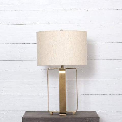 Mesh Shade Table Lamp