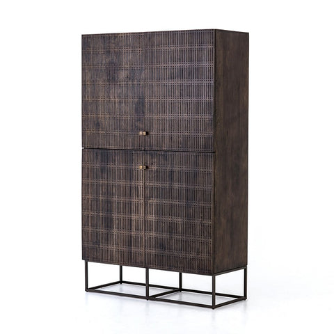 Artemis 2 Door Tall Cabinet