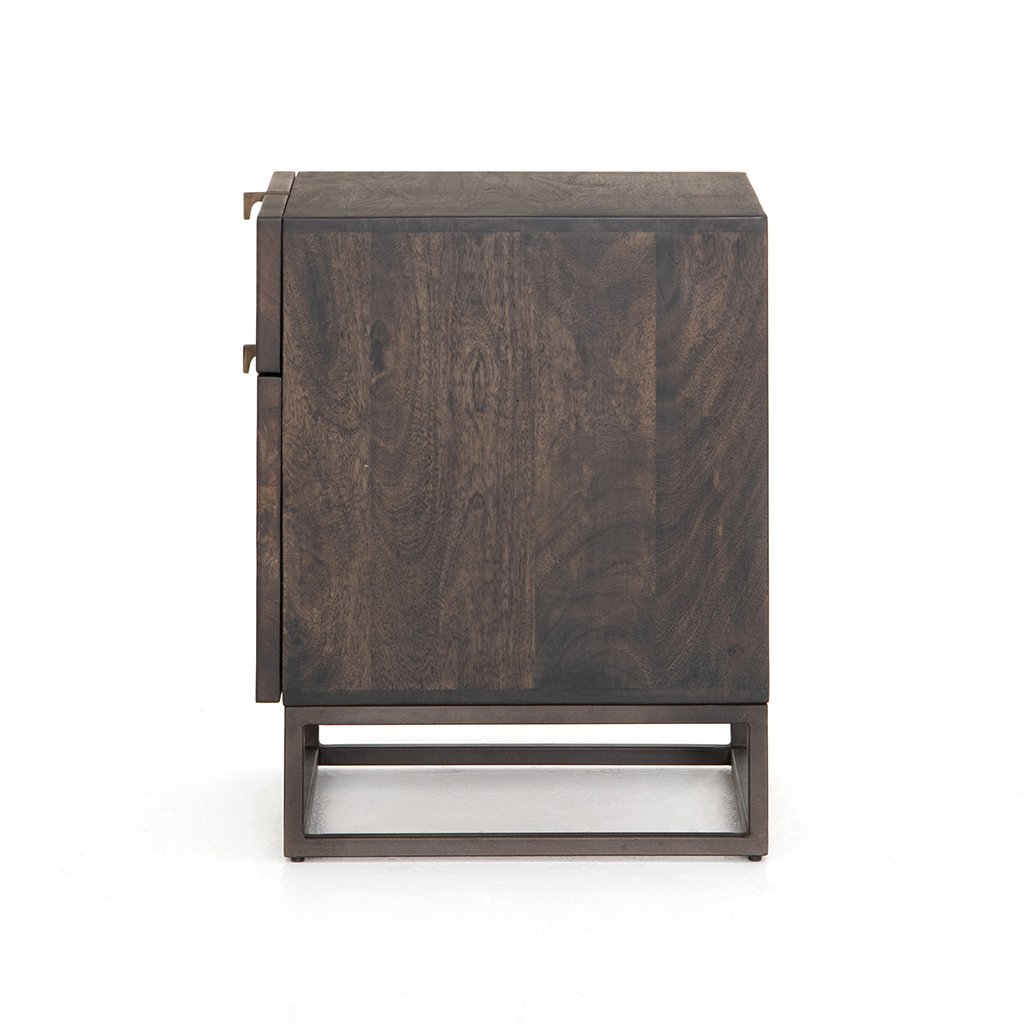 Kelby Filing Cabinet Four Hands IFAL-038 Side View