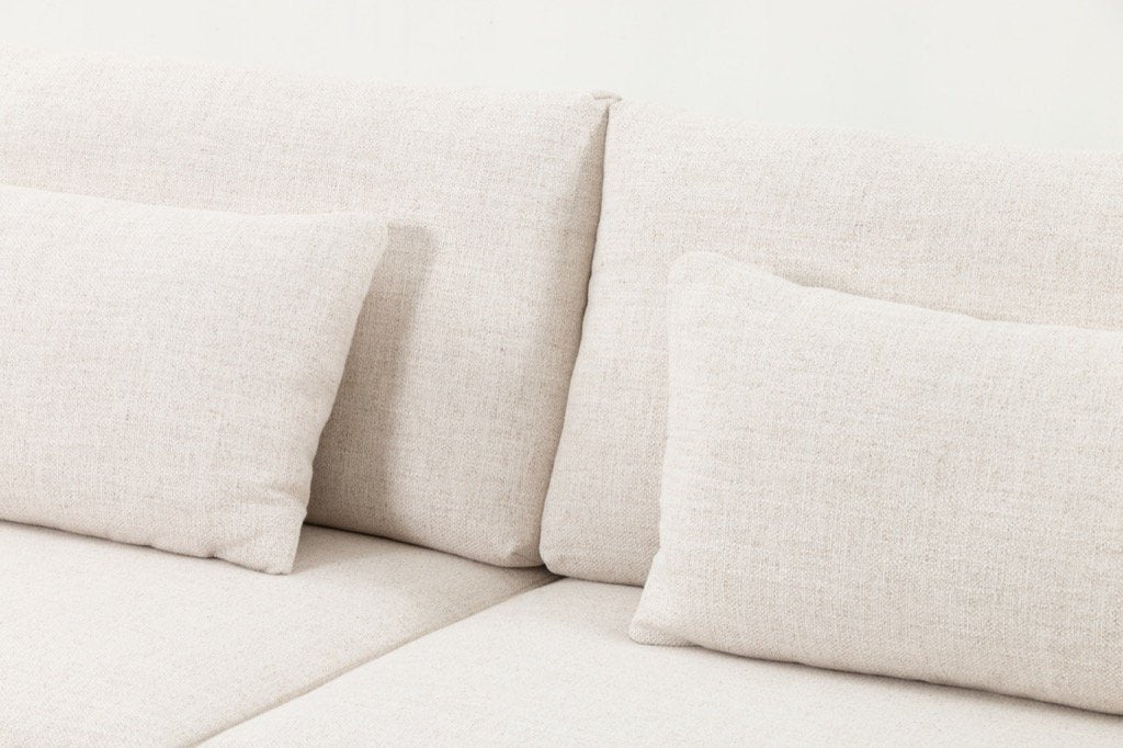Kelsey Sofa - Dover Crescent pillows