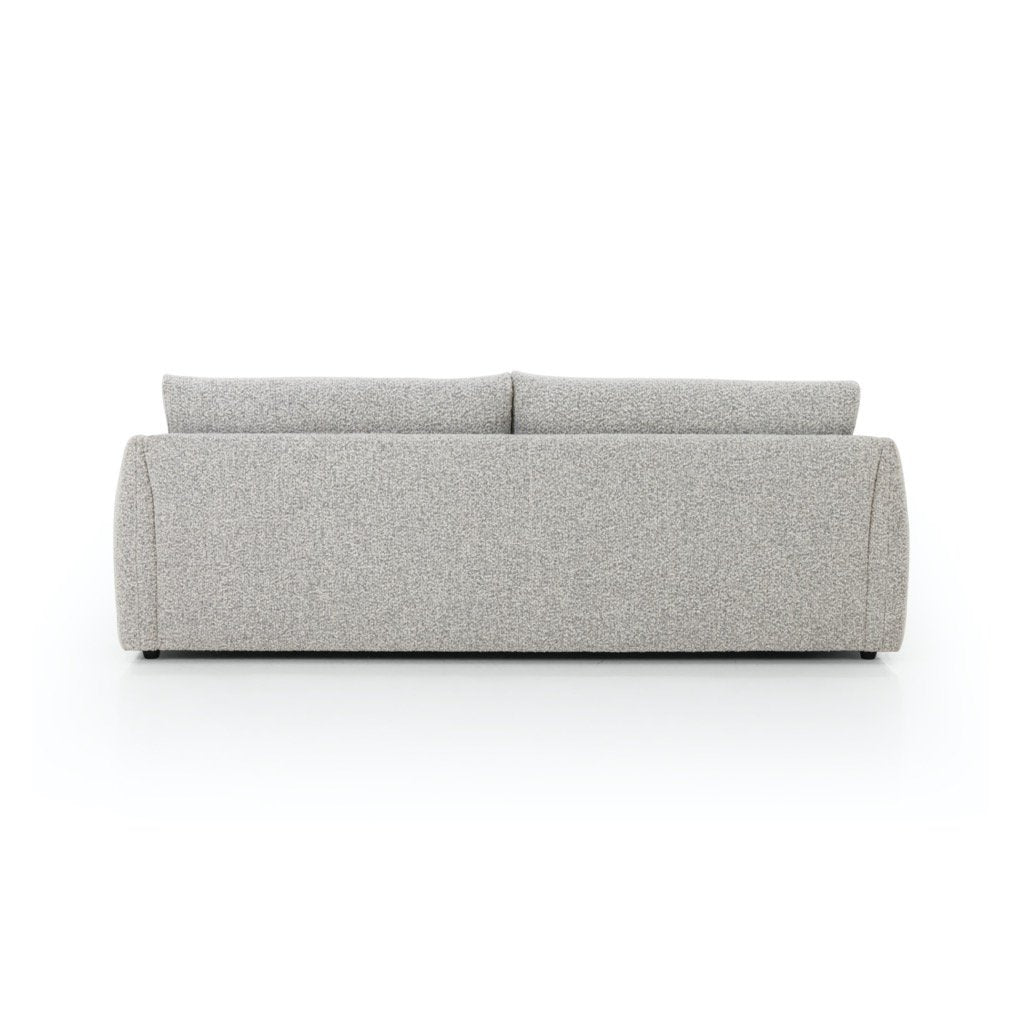 Kelsey Sofa - Knoll Domino Back View