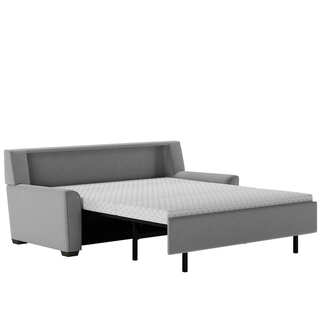 Klein Comfort Sleeper Sofa by American Leather Open