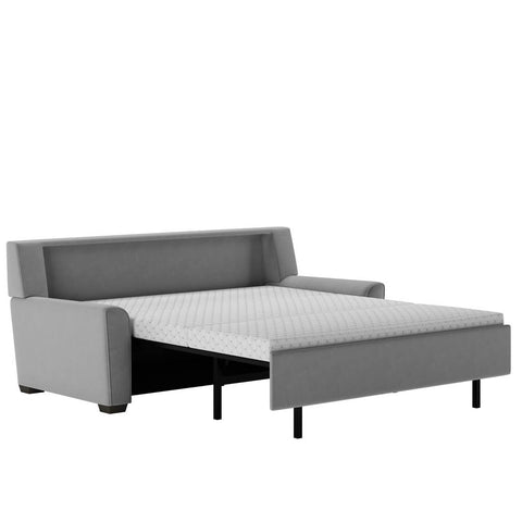 ... Klein Comfort Sleeper Sofa By American Leather Open ...