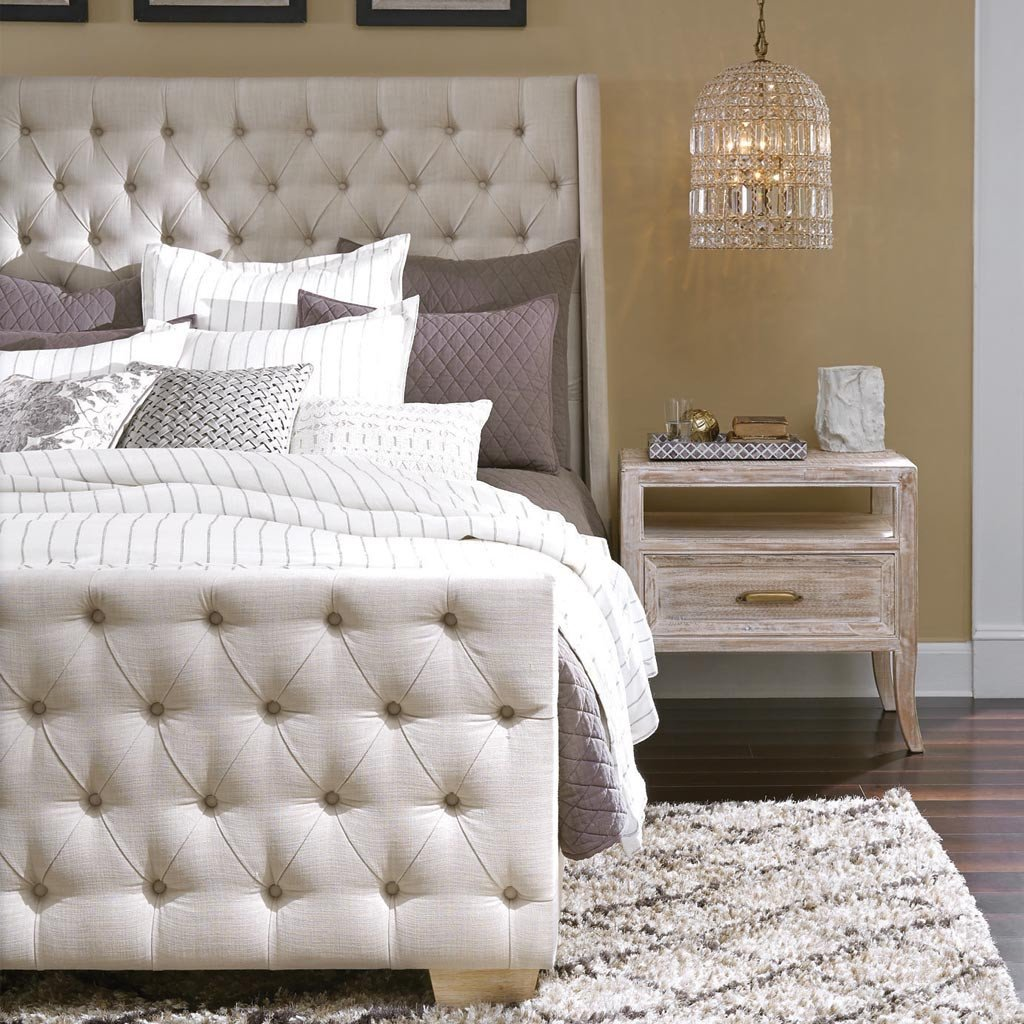 Laurent tufted beds