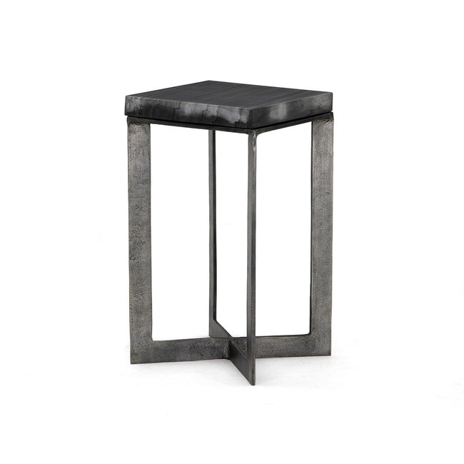 Four Hands Lennie Grey End Table IMAR-157A