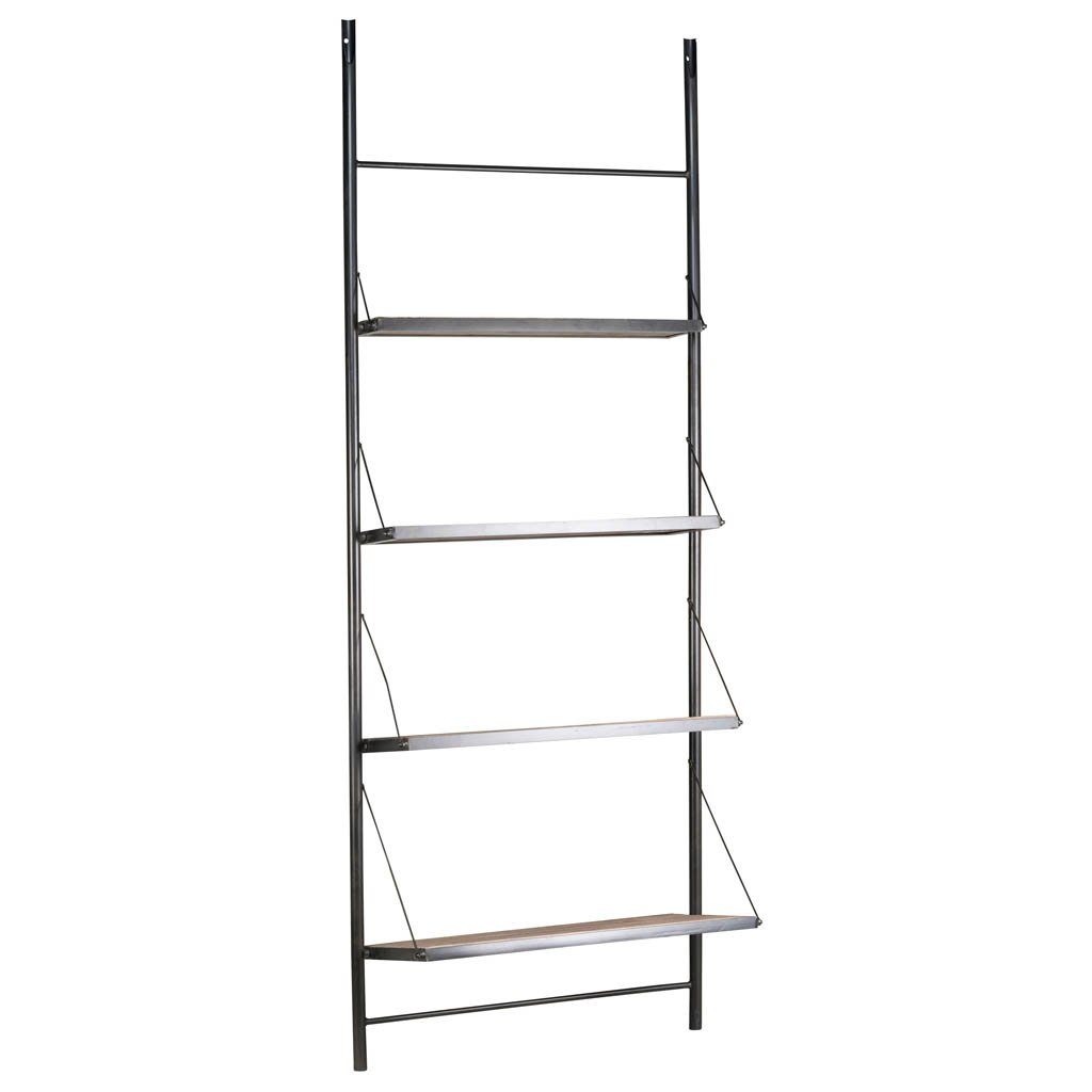 Lennox Freestanding Display Shelves Large