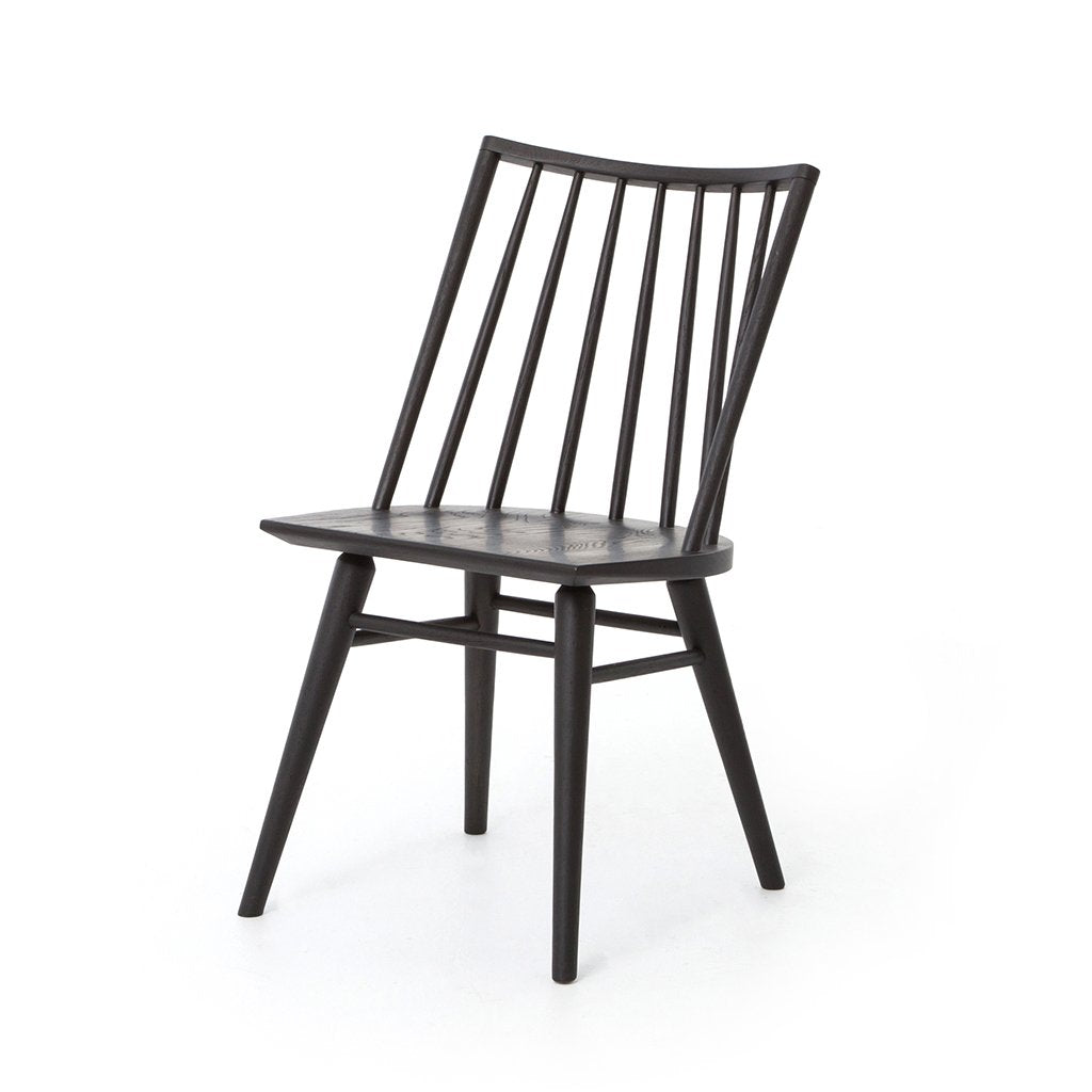 Lewis Black Windsor Style Chair