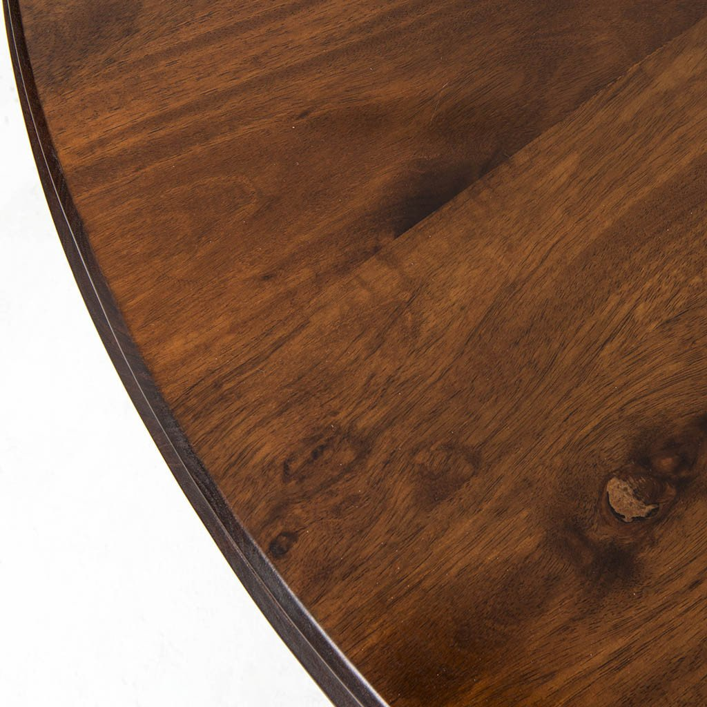 Magnolia Dining Table - Dark Oak