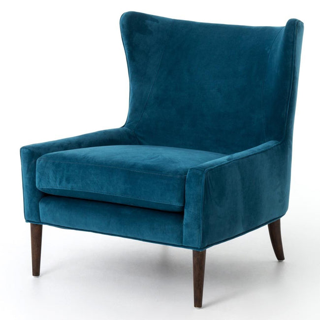 Marlow Wing Chair Four Hands