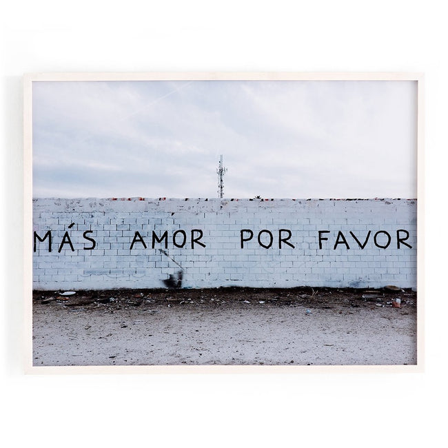 Mas Amor Wall Art Four Hands ULOF-537